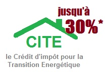 Crédit d'Impôt Transition Energétique